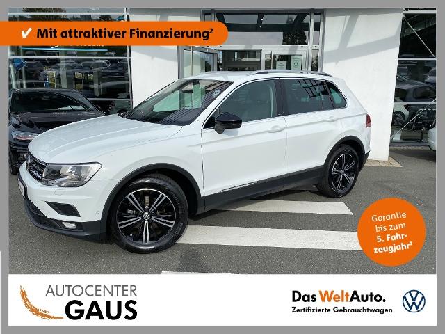 Volkswagen Tiguan IQ.Drive 1.5 TSI AHK Navi ACC, Jahr 2020, Benzin