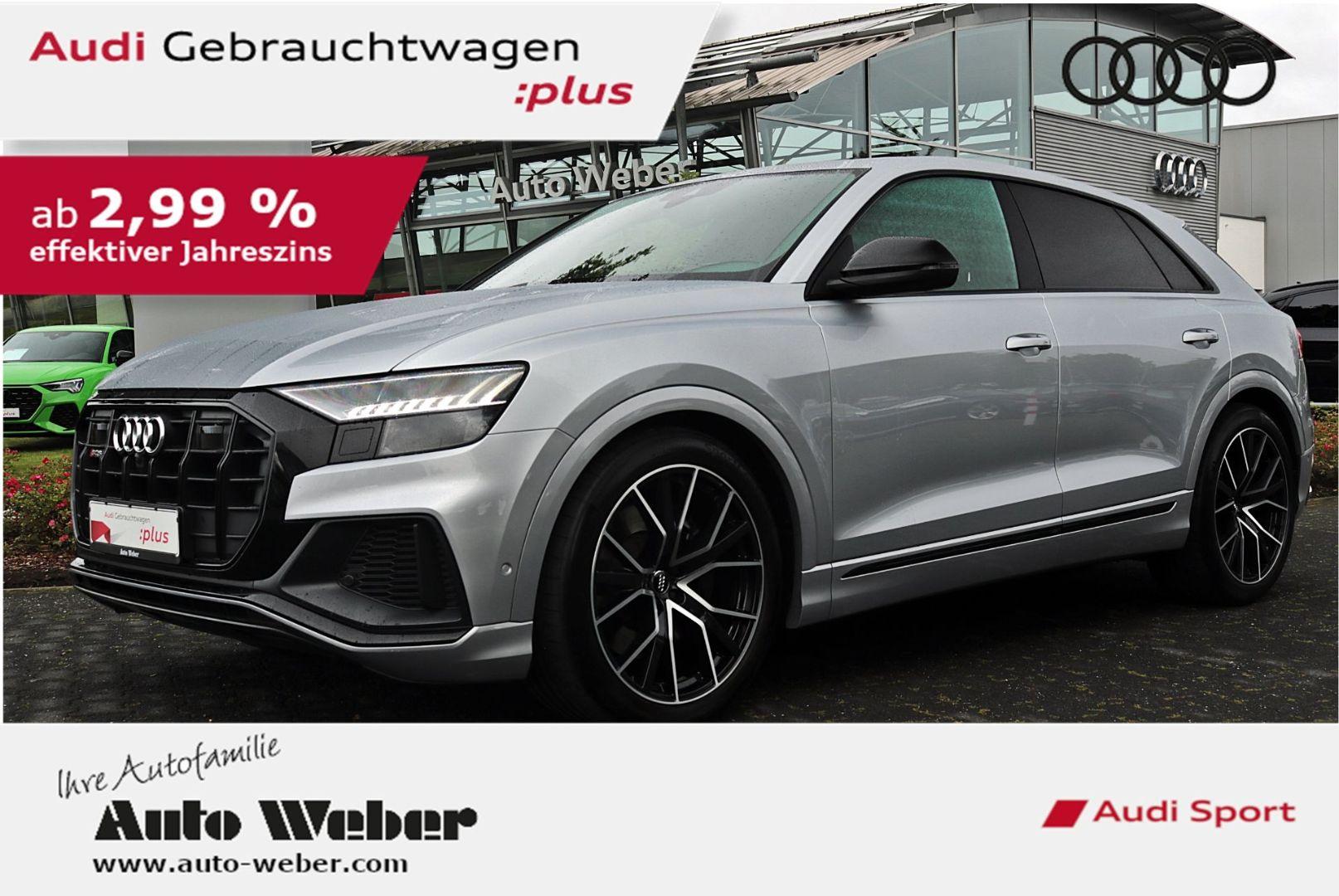 Audi SQ8 TDI quattro tiptronic, Jahr 2019, Diesel
