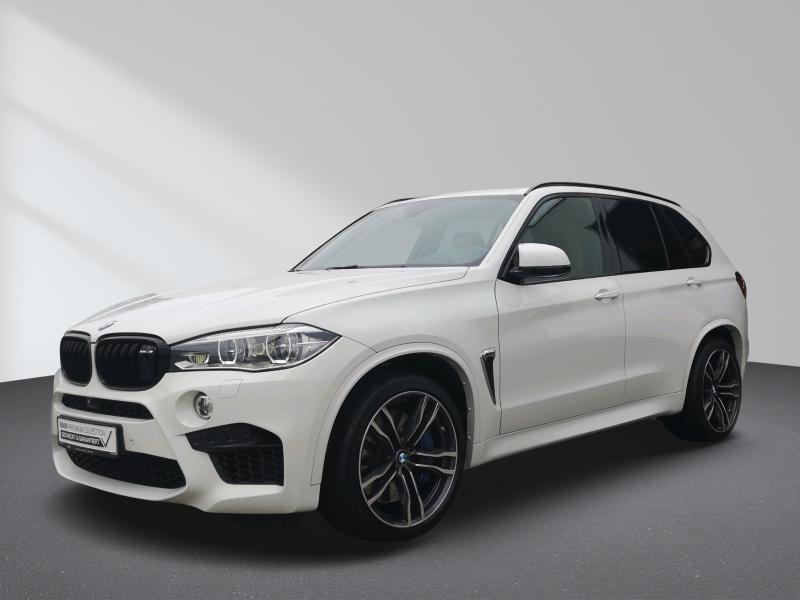 BMW X5 M Navi Prof. Night Vision Panorama TV Head-Up, Jahr 2016, Benzin
