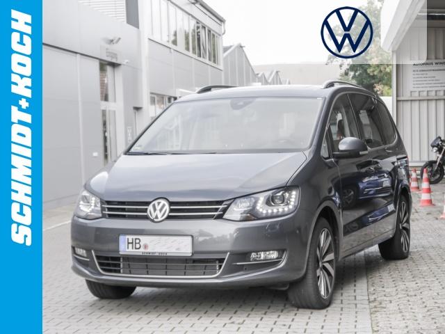Volkswagen Sharan 2.0 TDI BMT Highline 7-Sitzer, AHK, eSD, Jahr 2020, Diesel