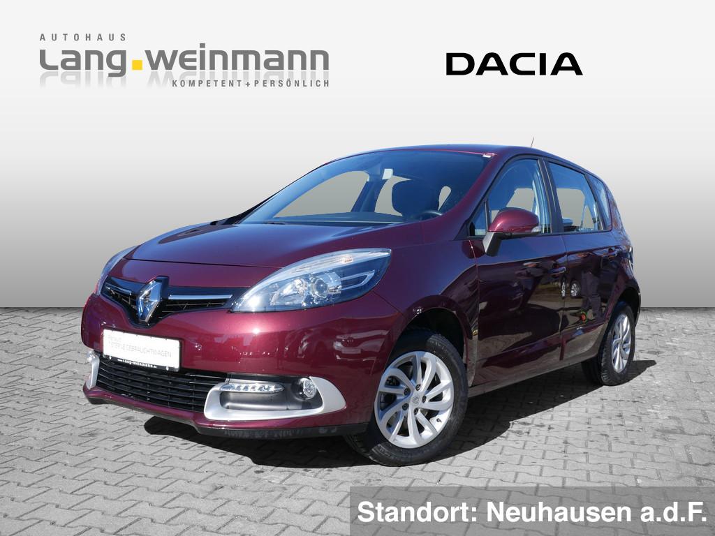 Renault Scenic 1.2 TCe 130 Paris Deluxe, Jahr 2014, Benzin