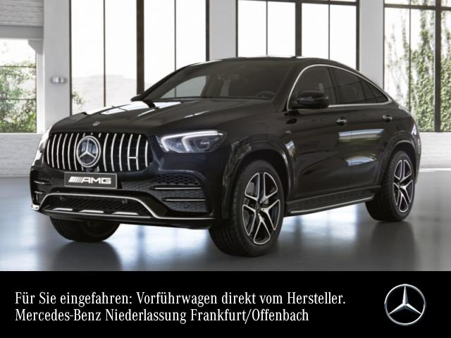 Mercedes-Benz GLE 53 4MATIC Coupé Sportpaket Head Up Display, Jahr 2021, Benzin