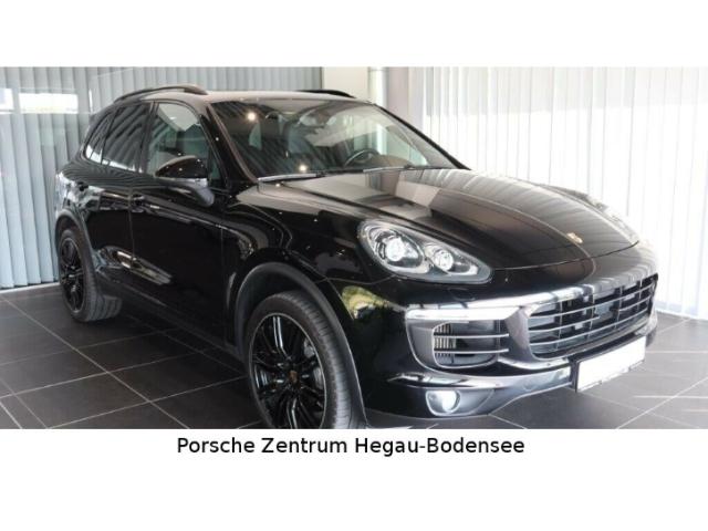 Porsche Cayenne S Diesel AHK Pano Luftf. Standhzg., Jahr 2015, Diesel