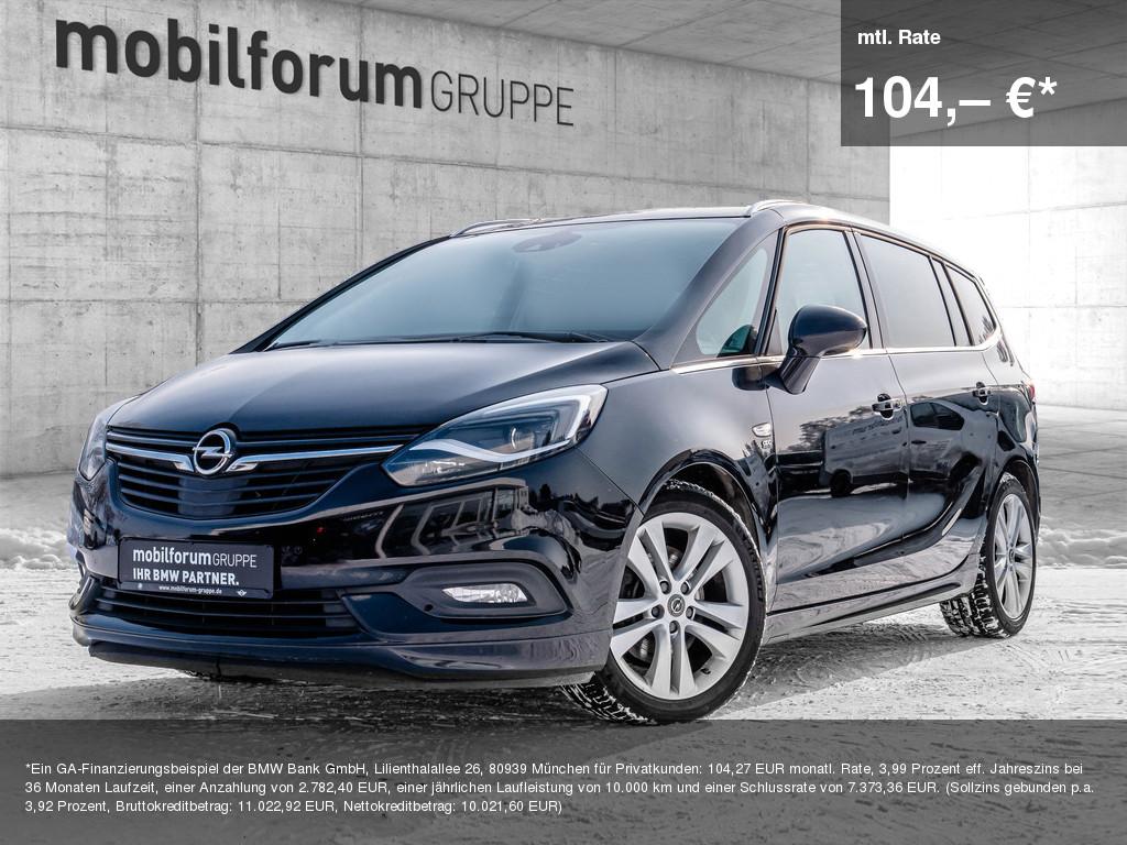 Opel Zafira 2.0 CDTI Innovation. OPC-Line, Jahr 2016, Diesel