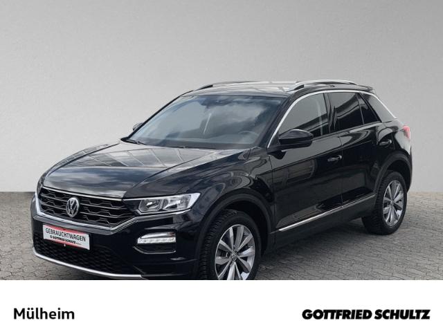 Volkswagen T-Roc STYLE 1.5 TSI DSG NAVI DAB PDC, Jahr 2020, Benzin
