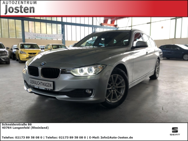 BMW 316 d Touring Navi Business Bi-Xenon PDC v+h, Jahr 2014, diesel