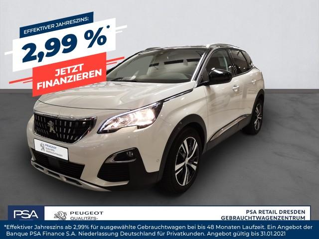 Peugeot 3008 BlueHDi 150 Stop & Start Active/ Navi/ SHZ/ DAB, Jahr 2017, Diesel