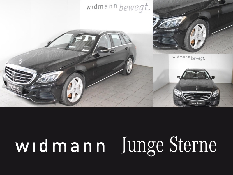 Mercedes-Benz C 350 e T Exclusive Comand*Fahrassist.*LED, Jahr 2016, hybrid