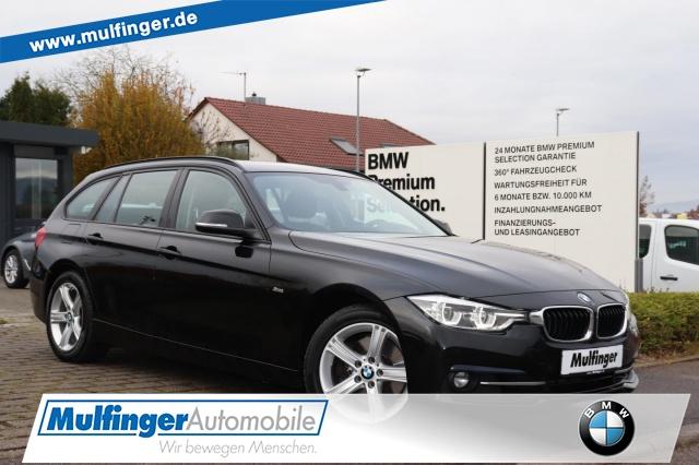 BMW 330dA.T.xDr.Sport Line LED NaviPr.Sitzh.Temp.PDC, Jahr 2015, diesel