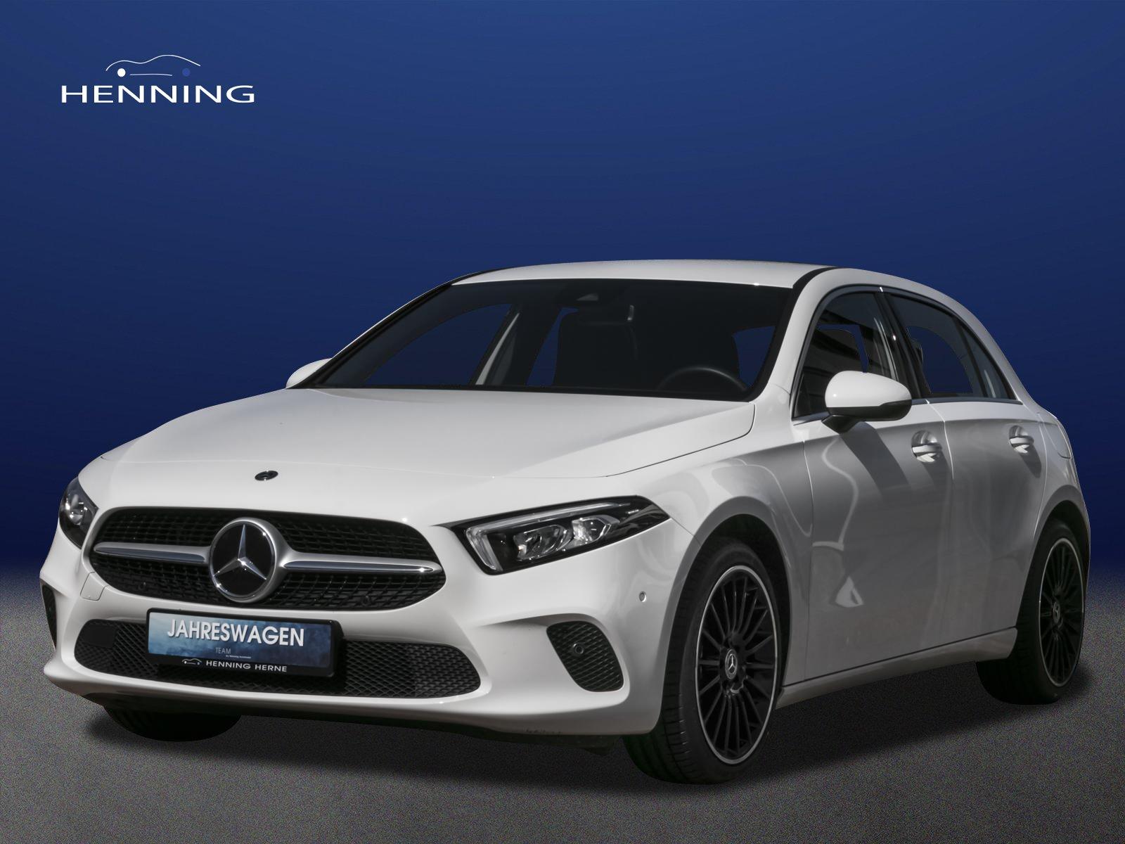 Mercedes-Benz A 220 Progressive Keyless-Go Ambiente LED Kamera, Jahr 2019, Benzin