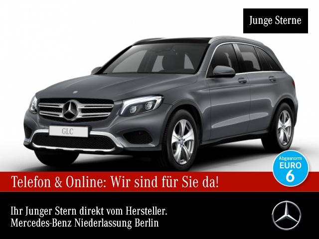 Mercedes-Benz GLC 250 d 4M Exclusive Stdhzg Pano ILS LED Navi 9G, Jahr 2016, Diesel