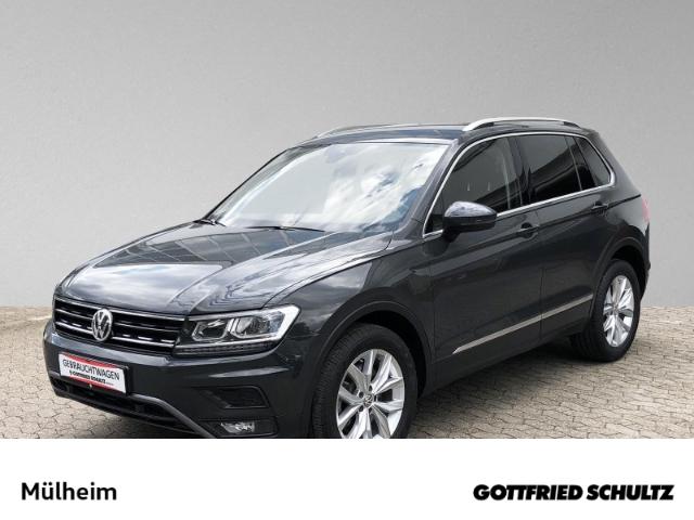 Volkswagen Tiguan 2.0 TDI DSG STHZ LED PDCACCGRA PDC Highline, Jahr 2018, Diesel