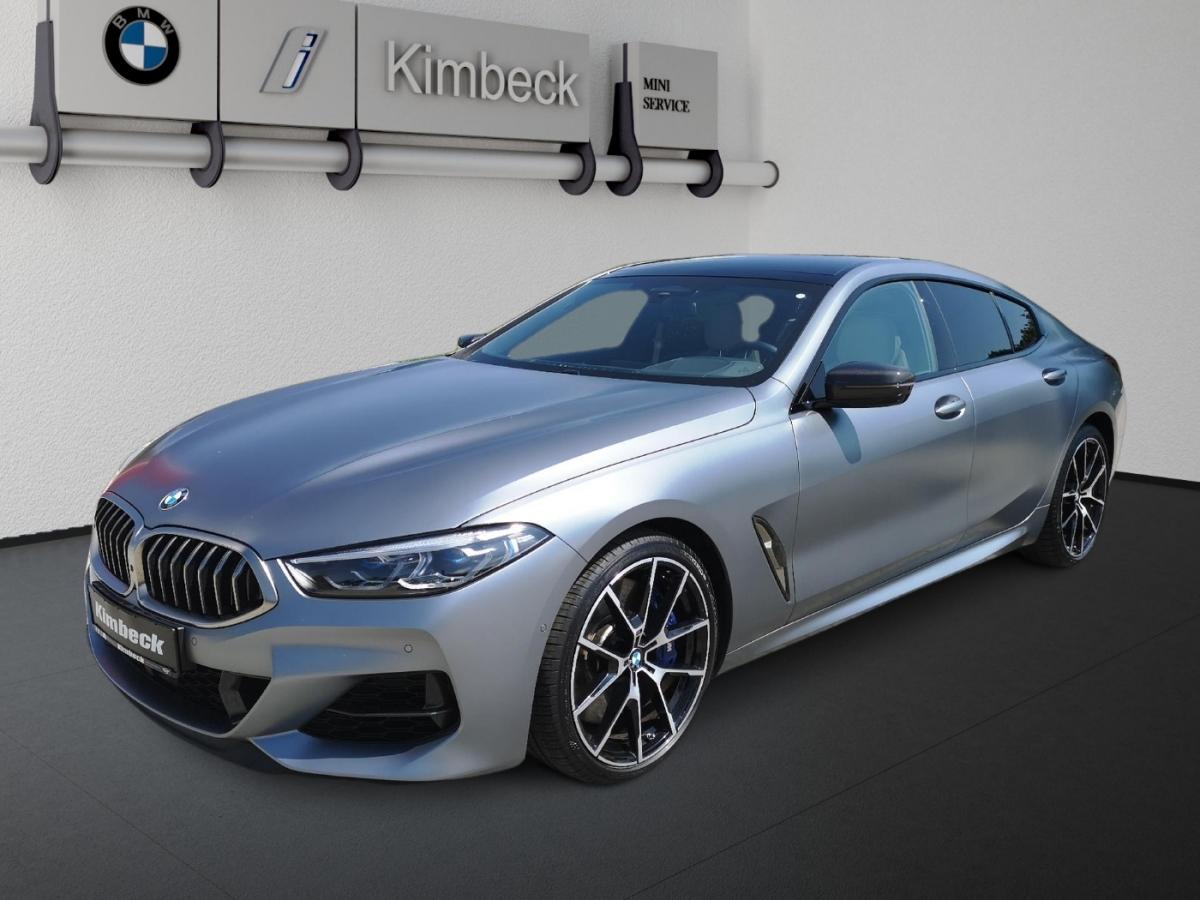 BMW M850i xDrive M Carbon Exterieurpaket UPE 155.770, Jahr 2019, Benzin