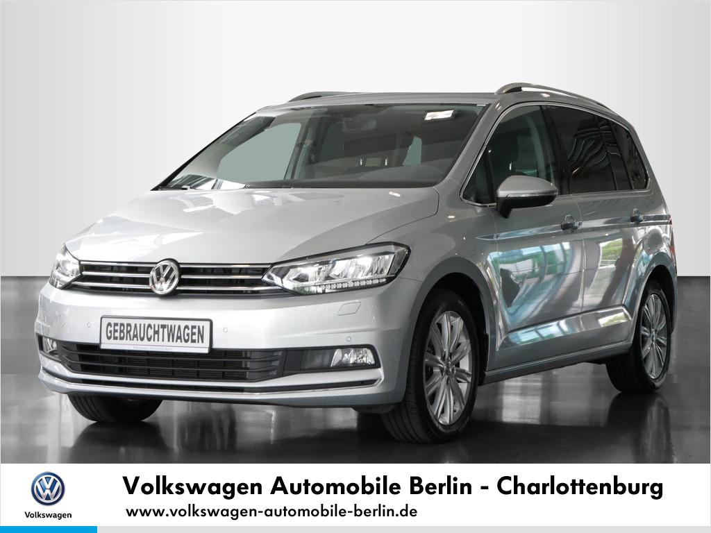 Volkswagen Touran 1.5 TSI OPF Highline, Jahr 2019, Benzin