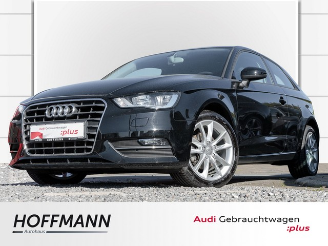 Audi A3 1.2TFSI Attraction, Jahr 2014, Benzin