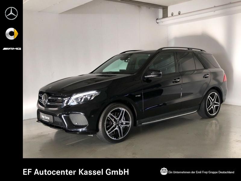 Mercedes-Benz GLE 43 AMG 4M*MegaAusstattung*ex NP 103.535,--, Jahr 2017, petrol