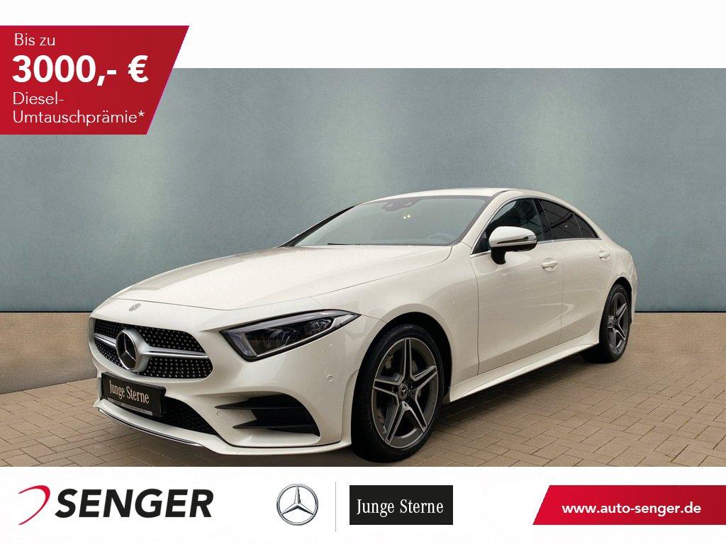 Mercedes-Benz CLS 450 4M AMG Line Comand Multibeam Head-Up, Jahr 2018, Benzin