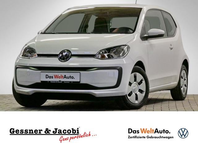 Volkswagen up! 1.0 EU6 move up! Bluetooth ESP ASR ABS Klima, Jahr 2016, Benzin