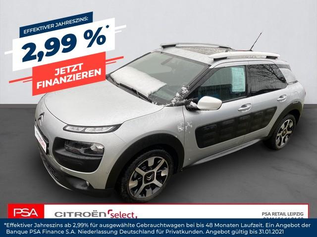 Citroën C4 Cactus BlueHDi 100 Stop&Start Rip Curl/Navi/ Kamera/DAB, Jahr 2017, Diesel