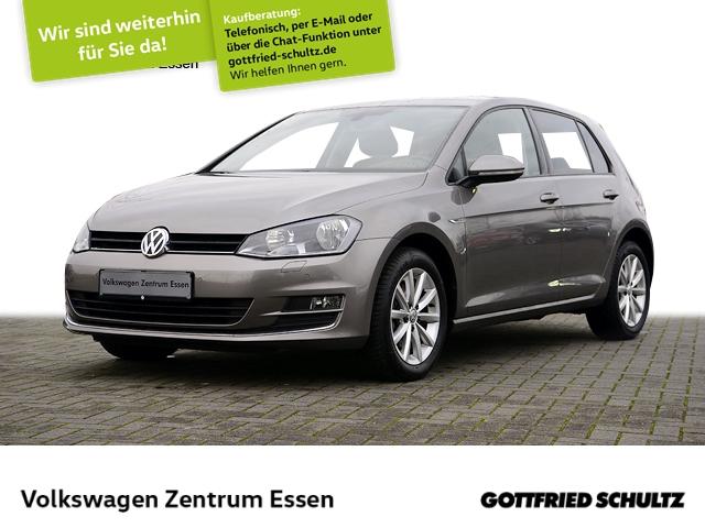Volkswagen Golf Lounge 1.6 TDI Navi Bluetooth SHZ PDC, Jahr 2015, Diesel