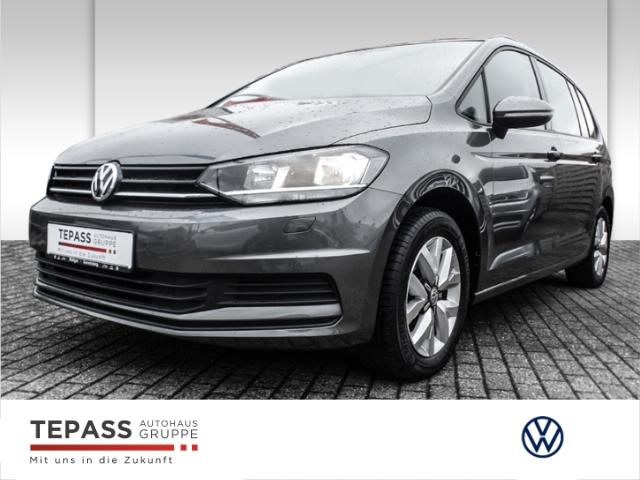 Volkswagen Touran 1.2 TSI Trendline RADIO KLIMA SHZ PDC, Jahr 2015, Benzin