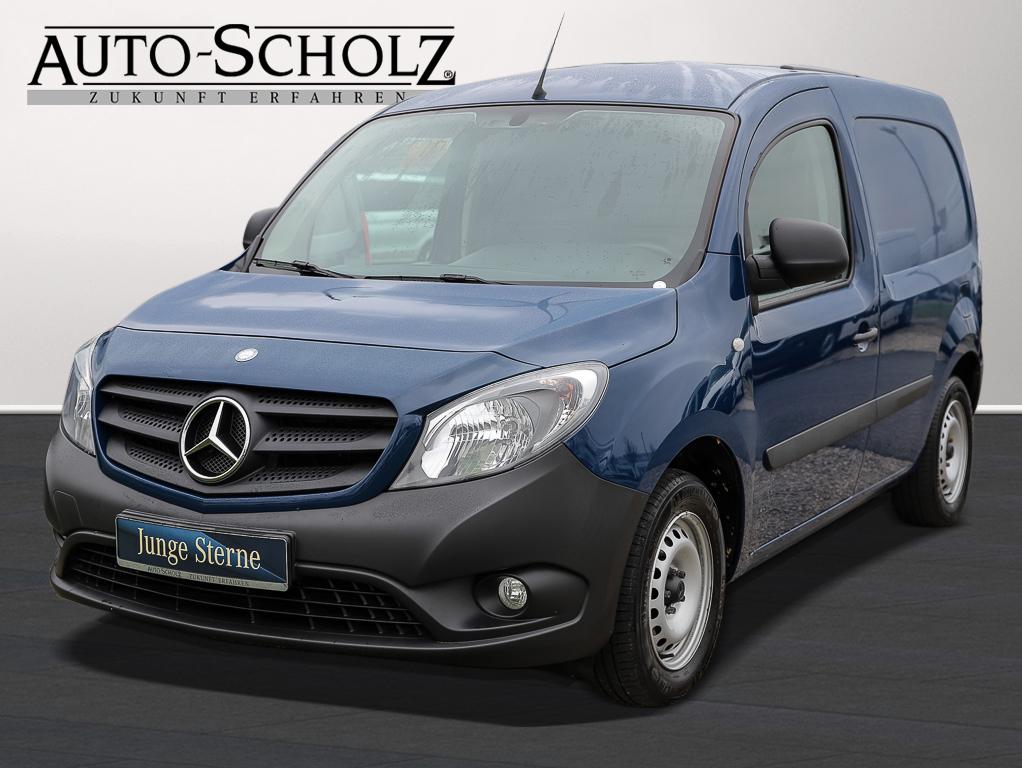 Mercedes-Benz Citan 111 CDI Kasten Leiterklappe+Klima, Jahr 2015, Diesel