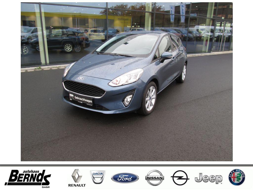 Ford Fiesta 1.0 EcoBoost COOL&CONNECT Fahrass. Pkt. I, Jahr 2020, Benzin