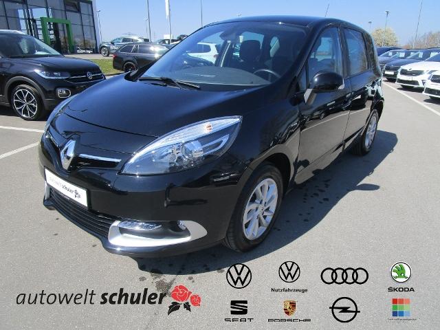 Renault Scenic 1.2TCe 130 Limited ENERGY NAVI SH, Jahr 2015, Benzin