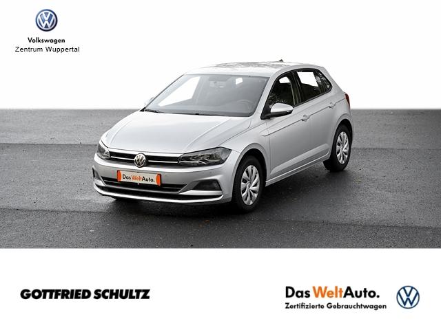 Volkswagen Polo 1 0 TSI KLIMA NAVI PDC ACC ZV E-FENSTER, Jahr 2019, Benzin