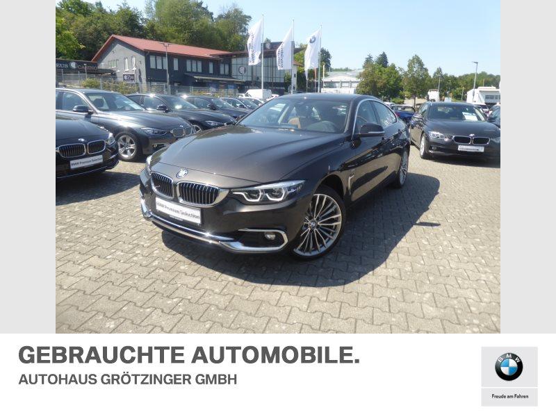 BMW 440i xDrive Gran Coupé Luxury Line Head-Up HiFi, Jahr 2017, Benzin