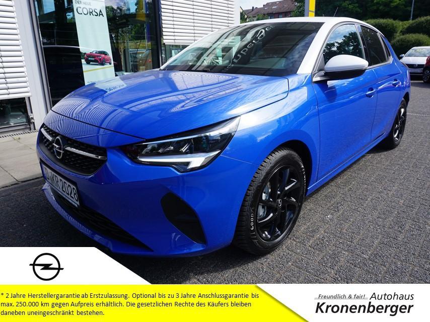Opel Corsa F 1.2 Edition AT Android Auto, Jahr 2020, Benzin