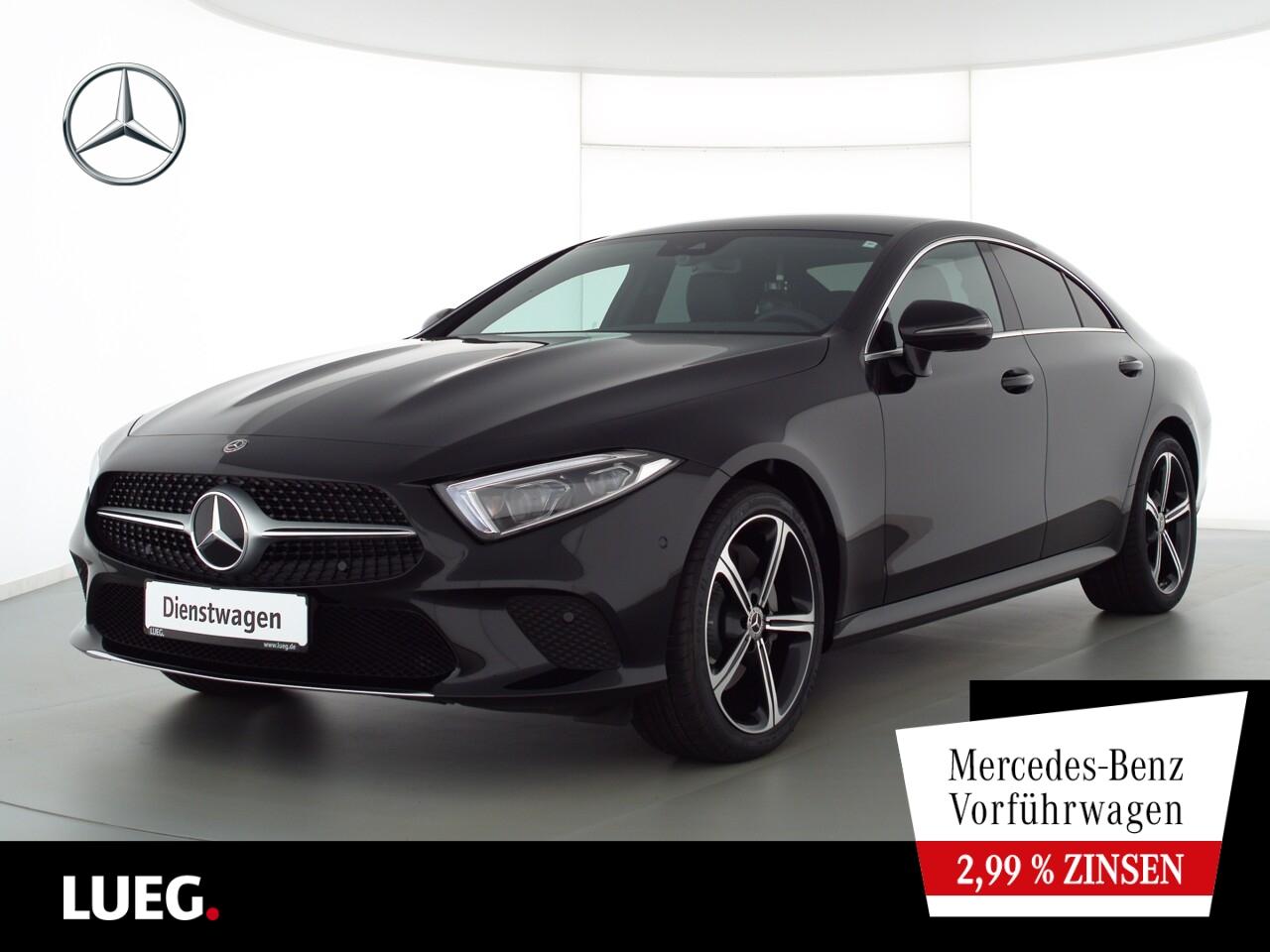 Mercedes-Benz CLS 300 d 4M AVANTGARDE+19''+STANDHZG+BURMESTE, Jahr 2021, Diesel