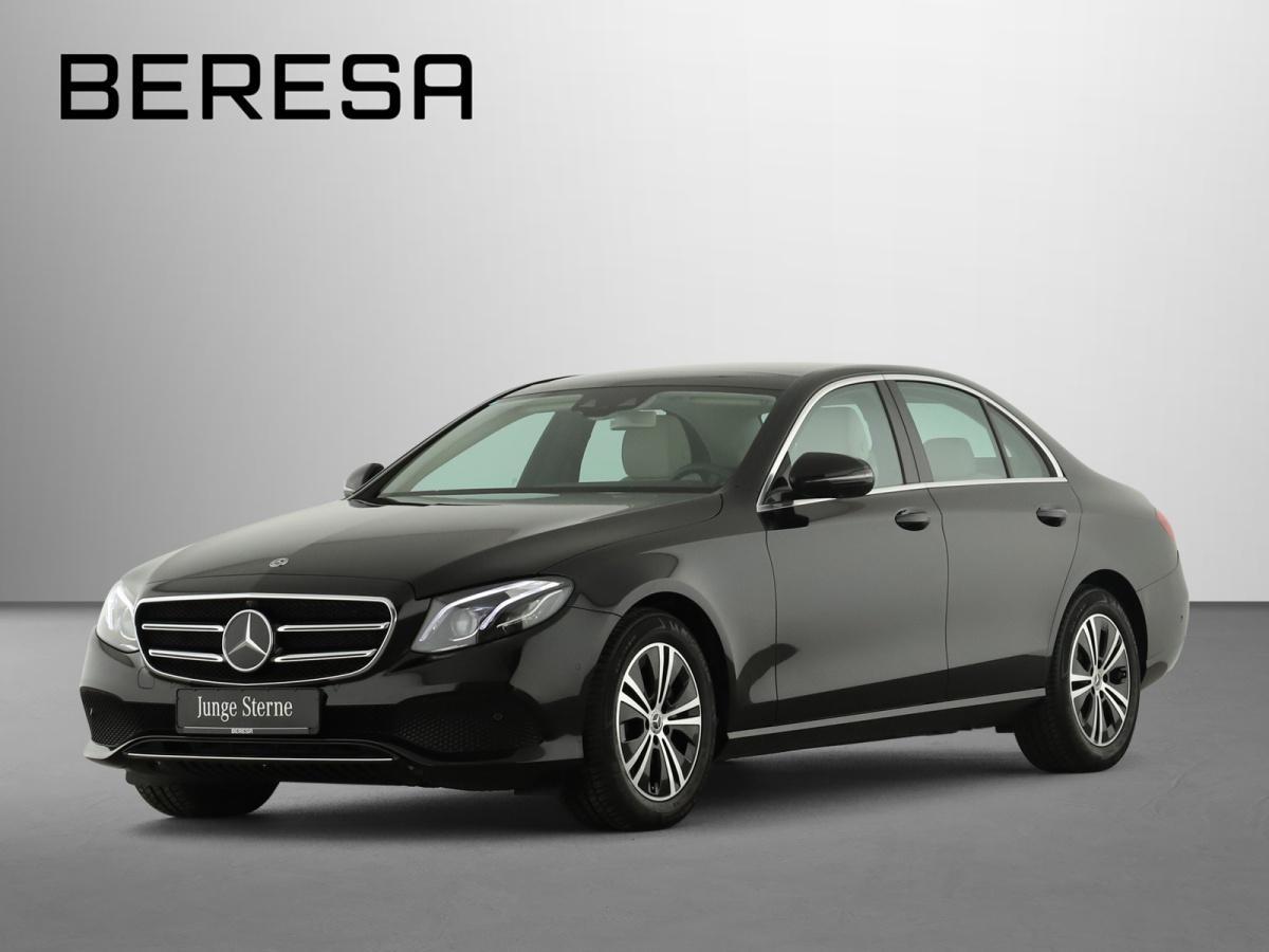 Mercedes-Benz E 220 d 4M Avantgarde Fahrassist. Pano.-Dach, Jahr 2020, Diesel