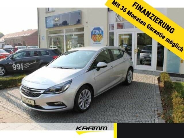 Opel Astra 5türig Edition Start Stop 1.0 Turbo PDCv, Jahr 2016, Benzin