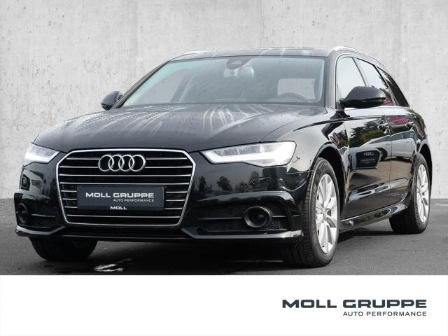 Audi A6 Avant 2.0 TDI S tronic ultra LEDER NAVI ALU, Jahr 2017, Diesel