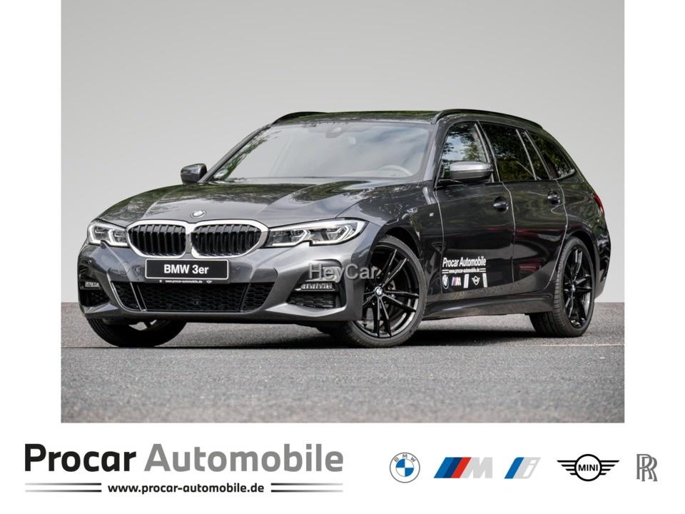 BMW 320d Touring M Sport Innopak Laser HUD Navi Pan, Jahr 2020, Diesel