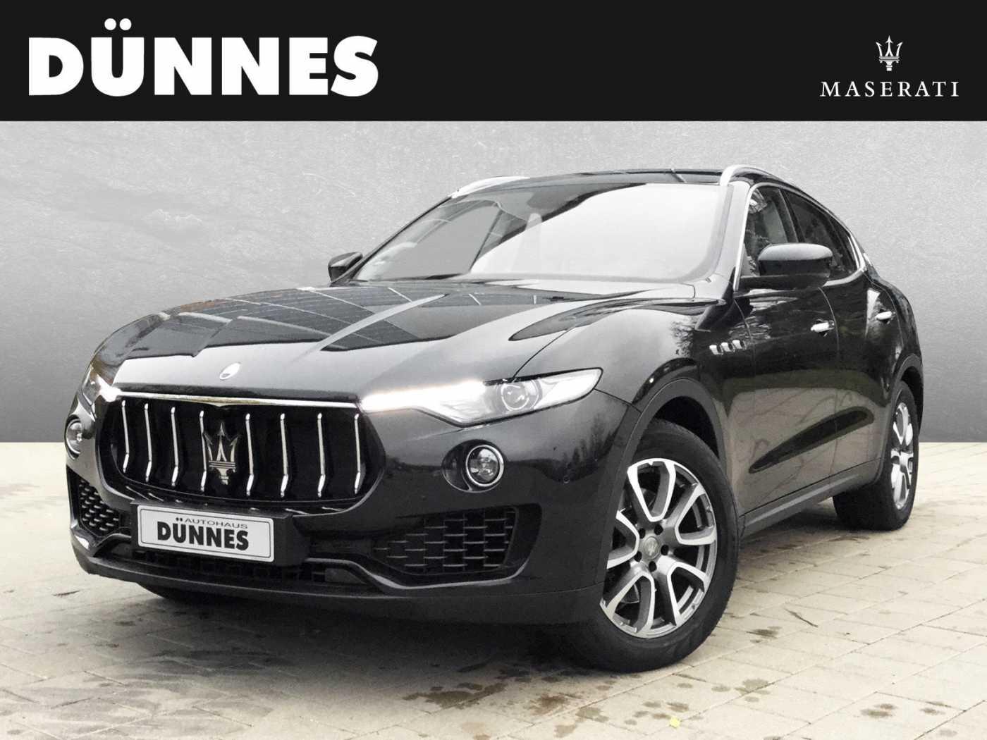 Maserati Levante Diesel - Fahrassistenz, Business, Zugangs Paket - Maserati Regensburg, Jahr 2016, Diesel