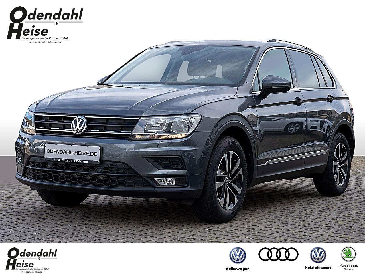 Volkswagen Tiguan 1,5 l TSI United Klima Navi Einparkhilfe, Jahr 2020, Benzin