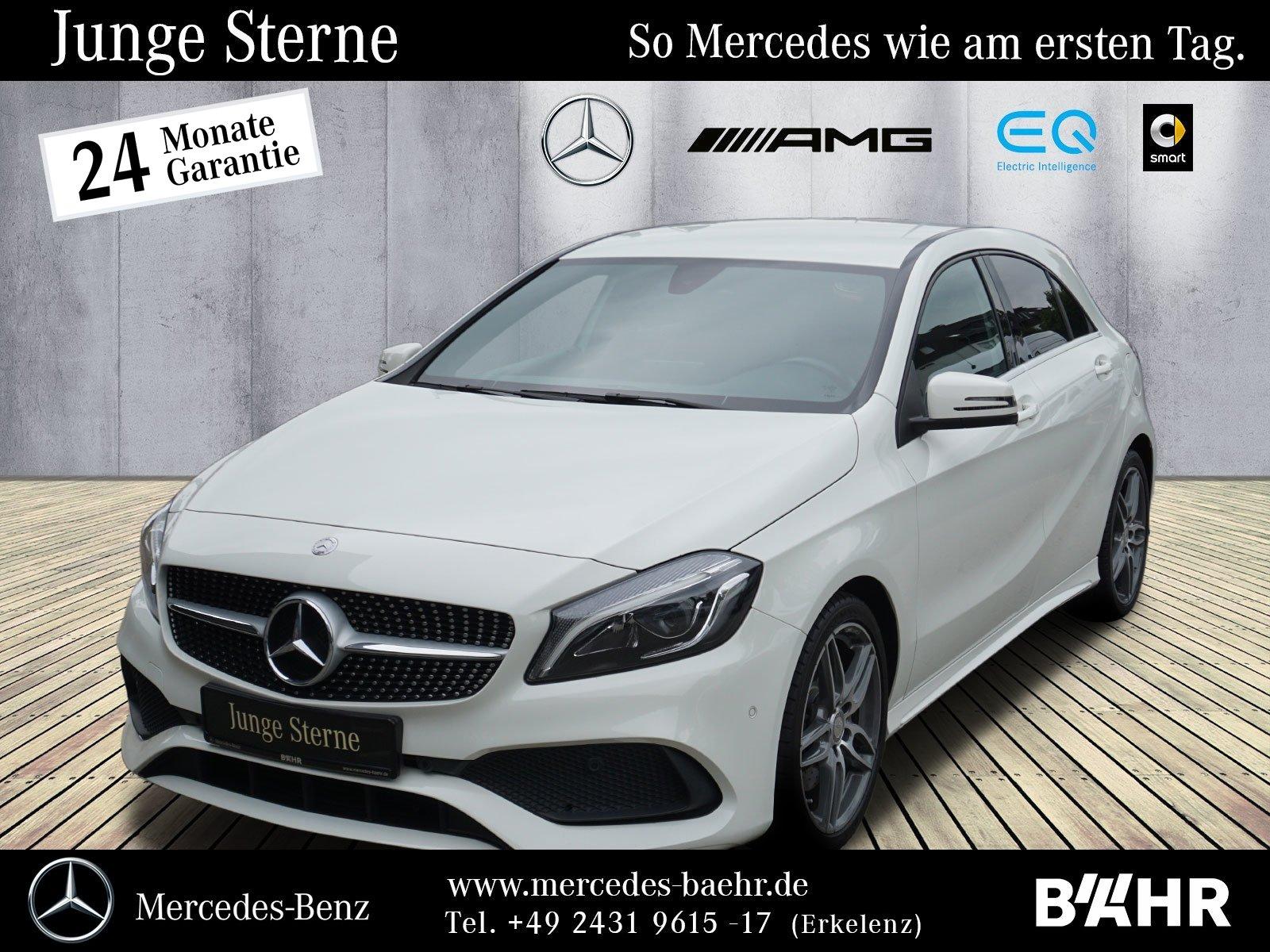 "Mercedes-Benz A 220 d AMG/Navi/LED/HarmanKardon/Park/LMR-18"", Jahr 2017, diesel"