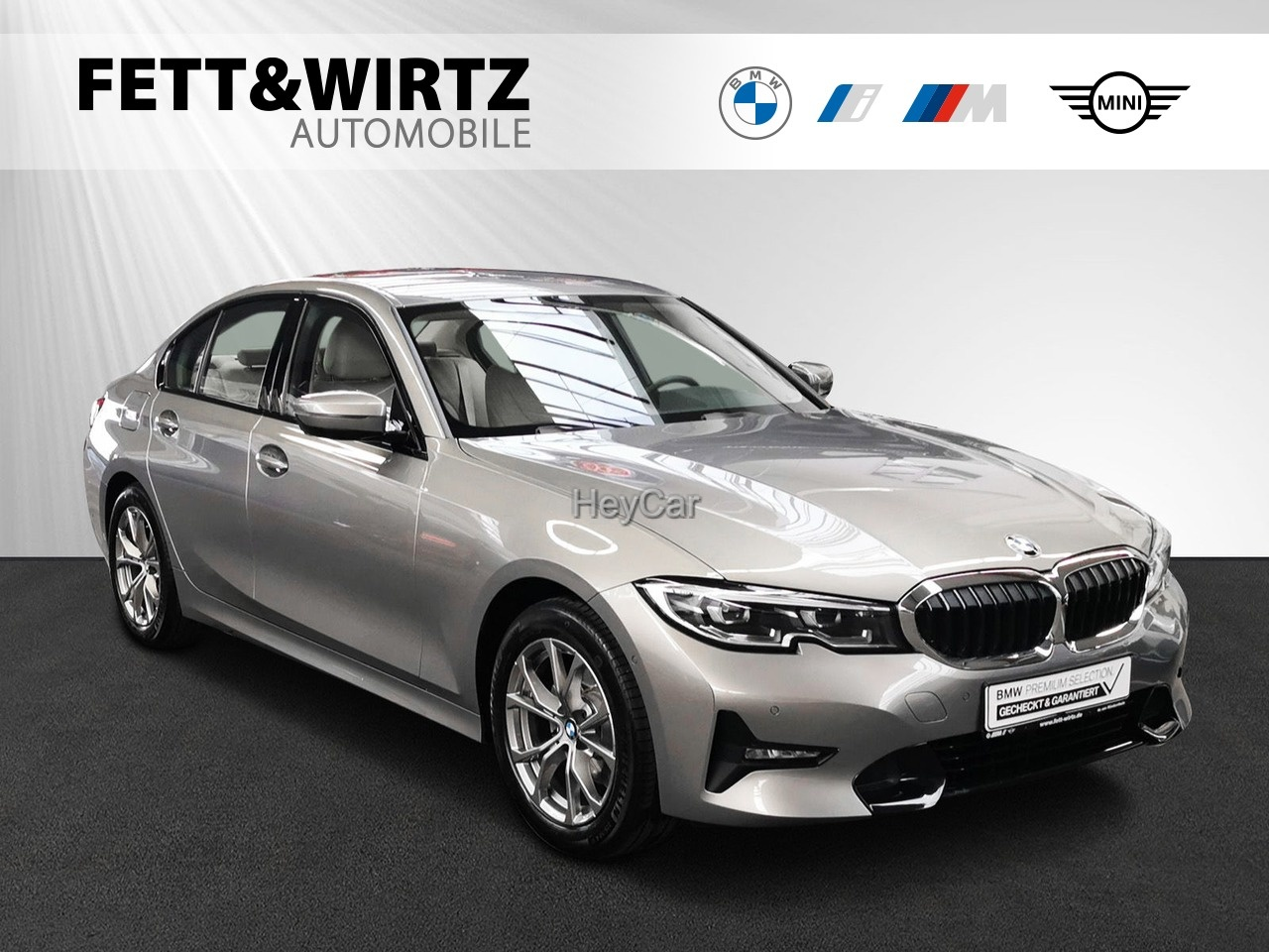 BMW 320 finanzieren