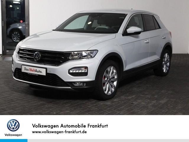 Volkswagen T-ROC 1.5 TSI Sport Navi FrontAssist Anschlussgarantie T-ROC 1.5 HL BT110 TSIM6F, Jahr 2019, Benzin