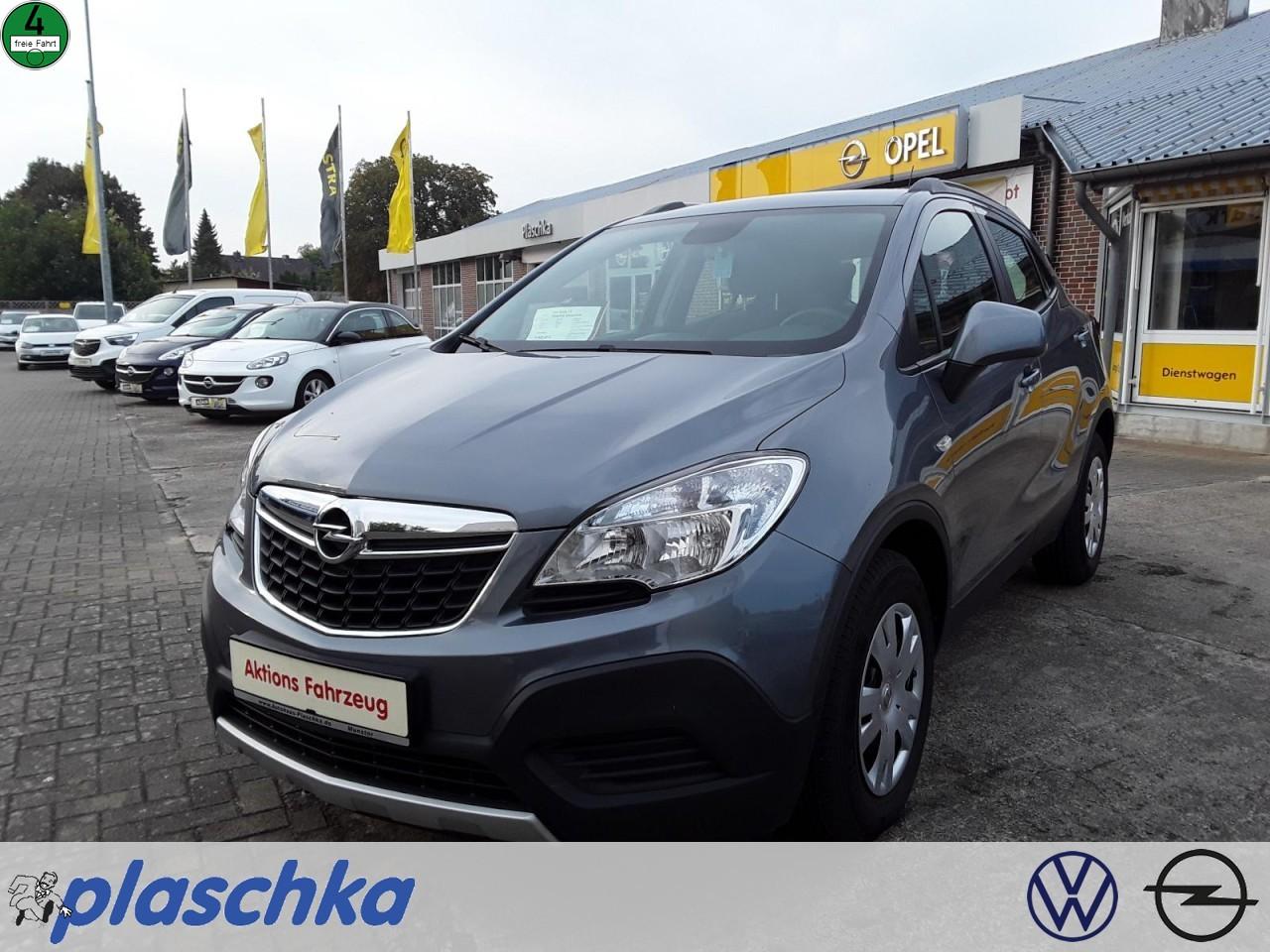 Opel Mokka 1.6 Tempomat Klimaanlage Klima, Jahr 2014, Benzin