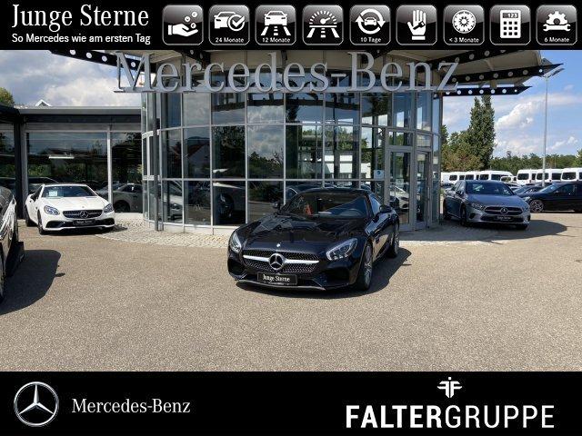 Mercedes-Benz AMG GT Comand Pano LED KeyGo Memo Totwinkel PTS, Jahr 2016, Benzin