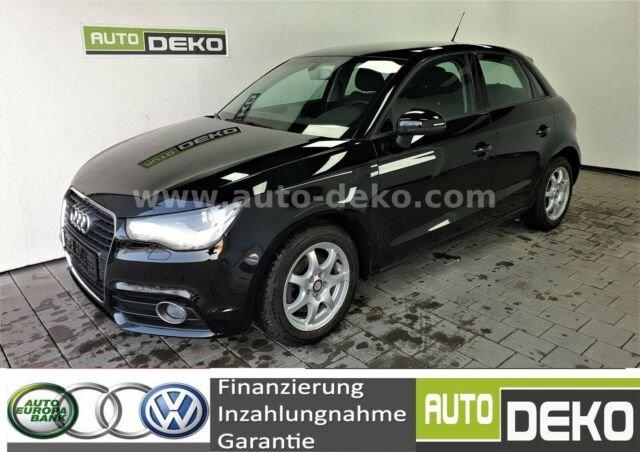 Audi A1 1.6 TDI SB Navi+/Xenon/Leder/PDC/Tempo/Sitzh, Jahr 2012, diesel