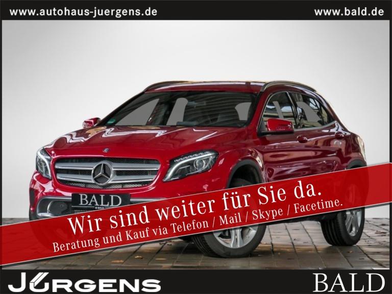 Mercedes-Benz GLA 180 Score/Urban/Navi/Xenon/Cam/AHK/SHZ/18', Jahr 2016, Benzin
