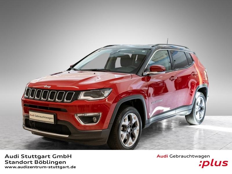 Jeep Compass Limited 4WD 1.4MultiAir Navi Leder Klima, Jahr 2019, Benzin