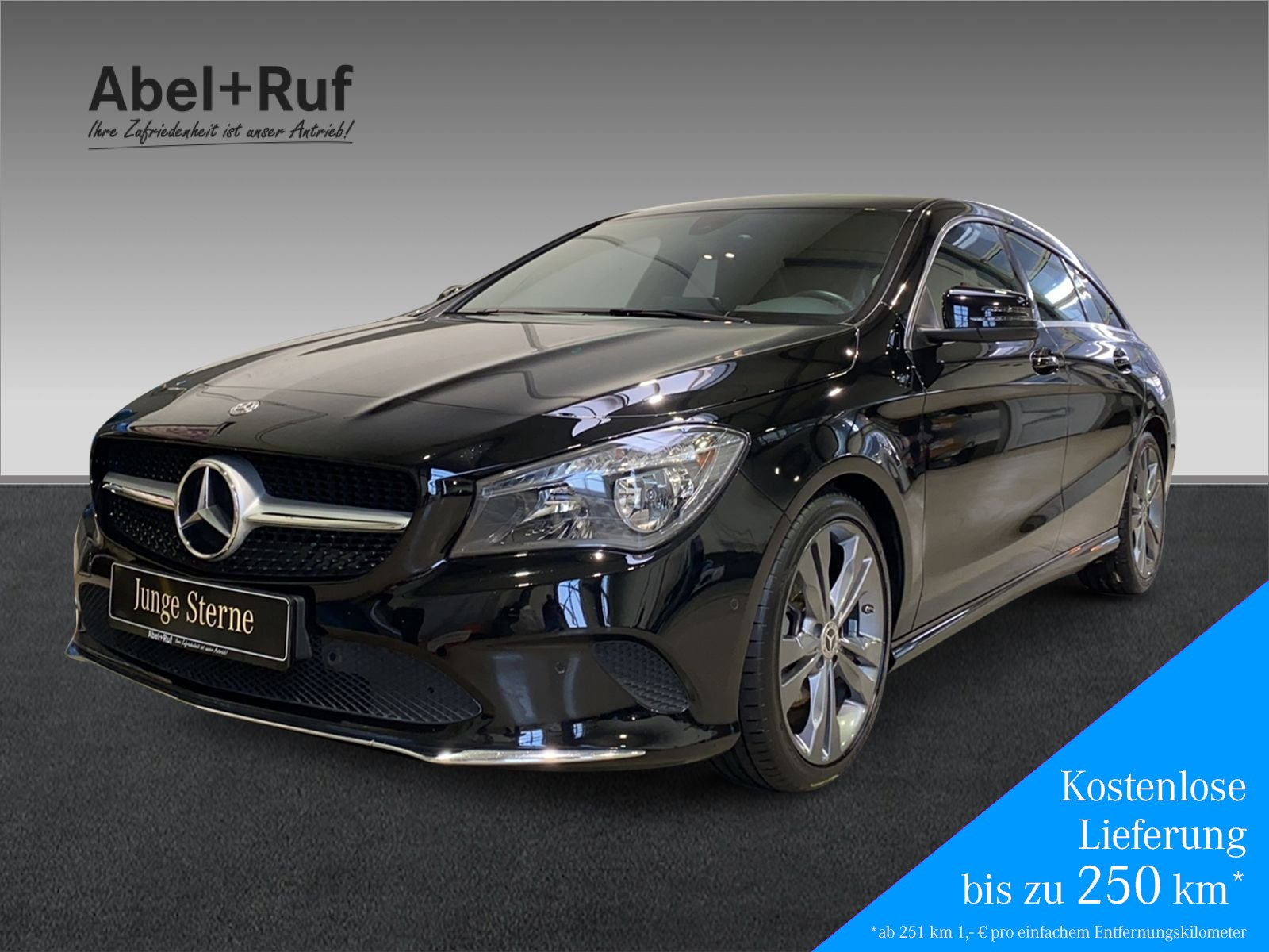 Mercedes-Benz CLA 200 d SB Urban+Navi+Park-Pilot+Klima+SitzHz, Jahr 2018, Diesel