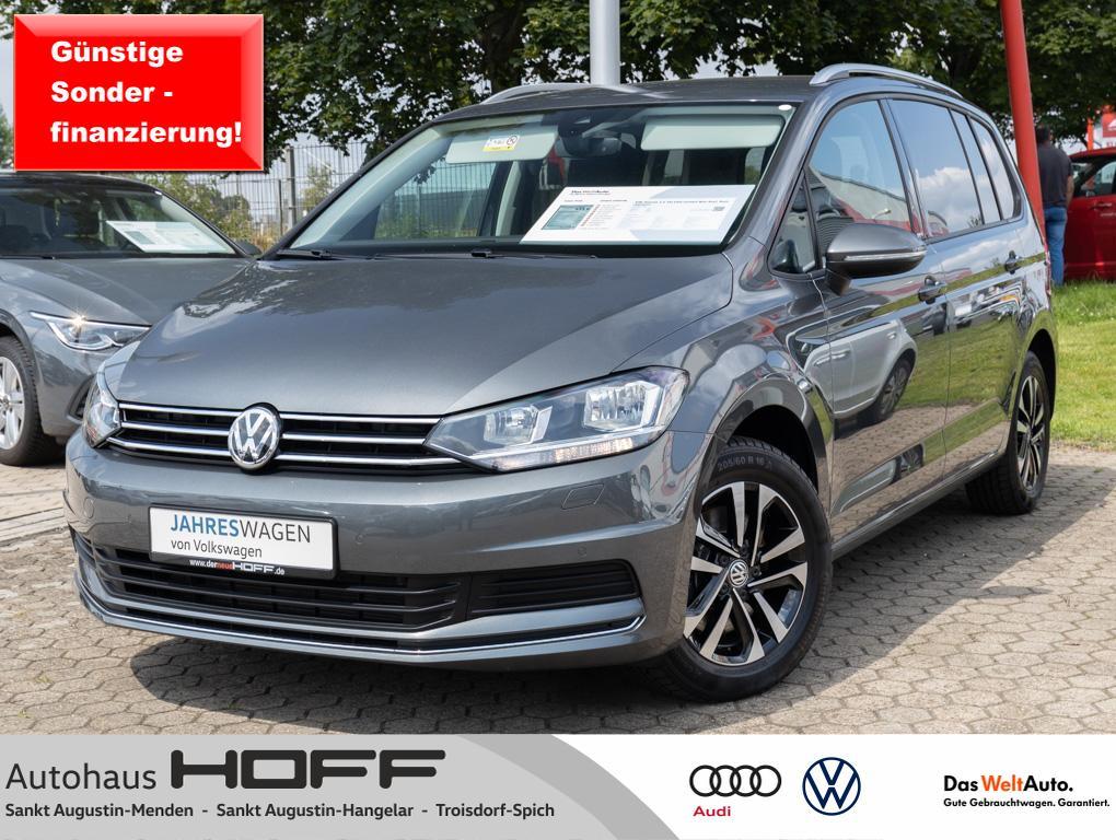 Volkswagen Touran 1.5 TSI DSG United Navi Keyless Kamera St, Jahr 2020, Benzin
