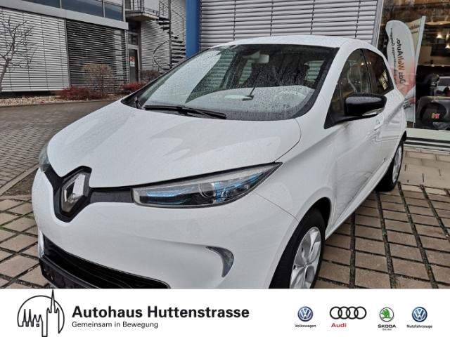 Renault ZOE Life (zzgl. Miet-Batterie 22kW) Navi Keyless, Jahr 2016, Elektro