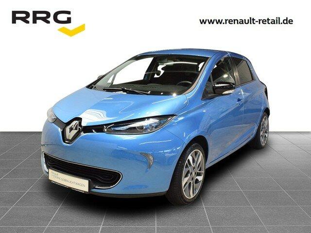 Renault ZOE INTENS AUTOMATIK zzgl. BATTERIEMIETE Limous, Jahr 2018, Elektro